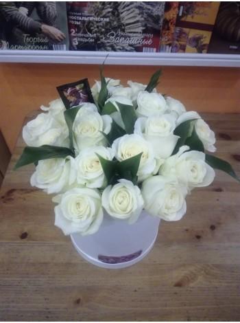 Цветы в коробке 11